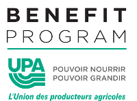 Union des producteurs agricoles - UPA Benefit Program